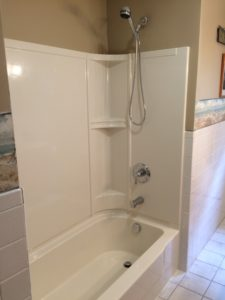 Tubshower Replacement Merrimack NH NH Bath Builders - 2 day bathroom remodel