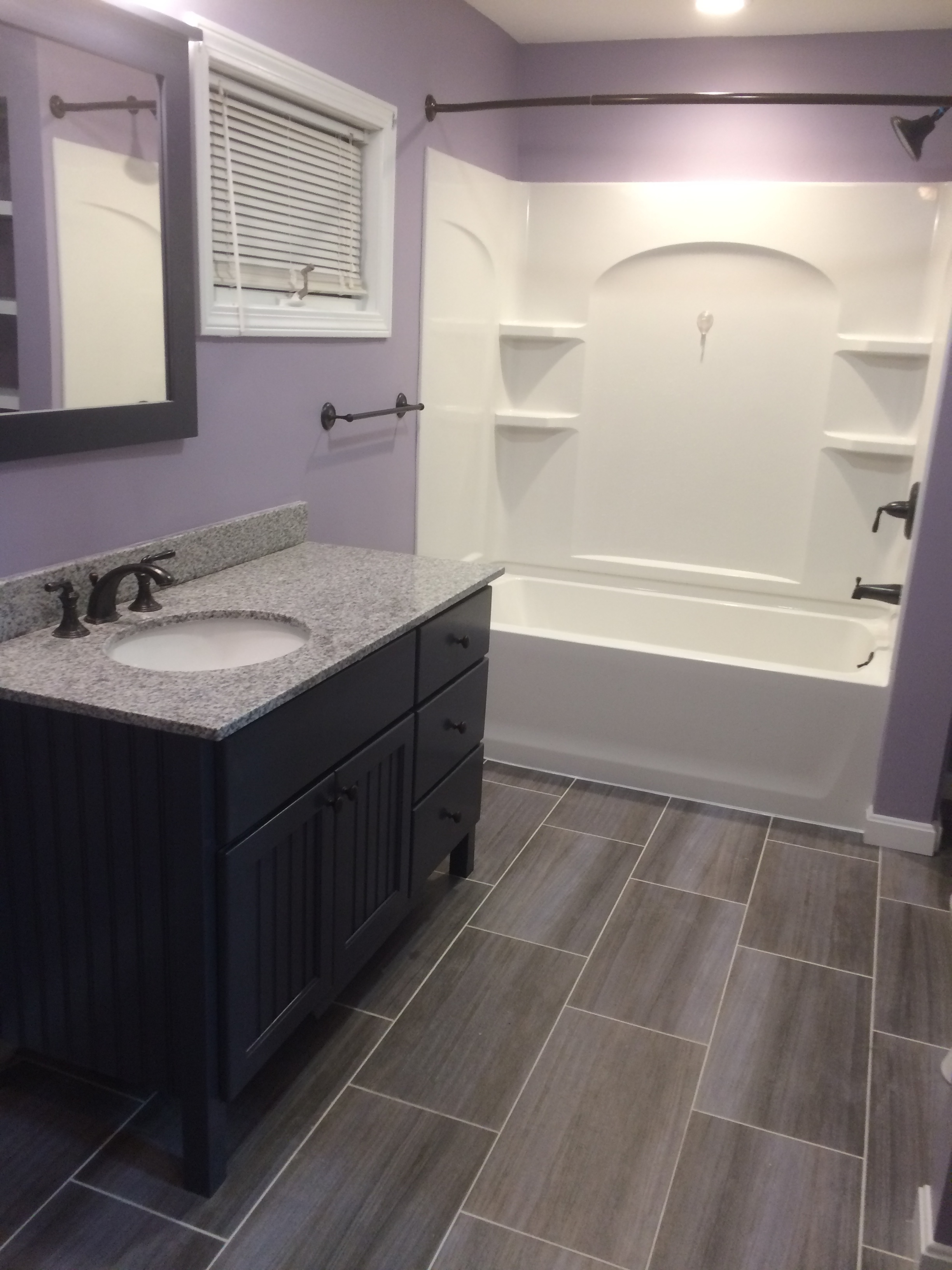 Basic bathroom remodel nh bath builders for Bath remodel nh