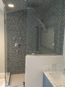 Steam Shower, Atkinson, NH