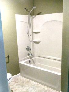 Sterling Ensemble Shower/Tub