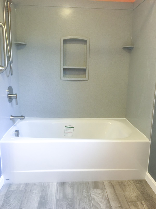 Recent Bathroom Remodels | NH Bath Builders - Part 2