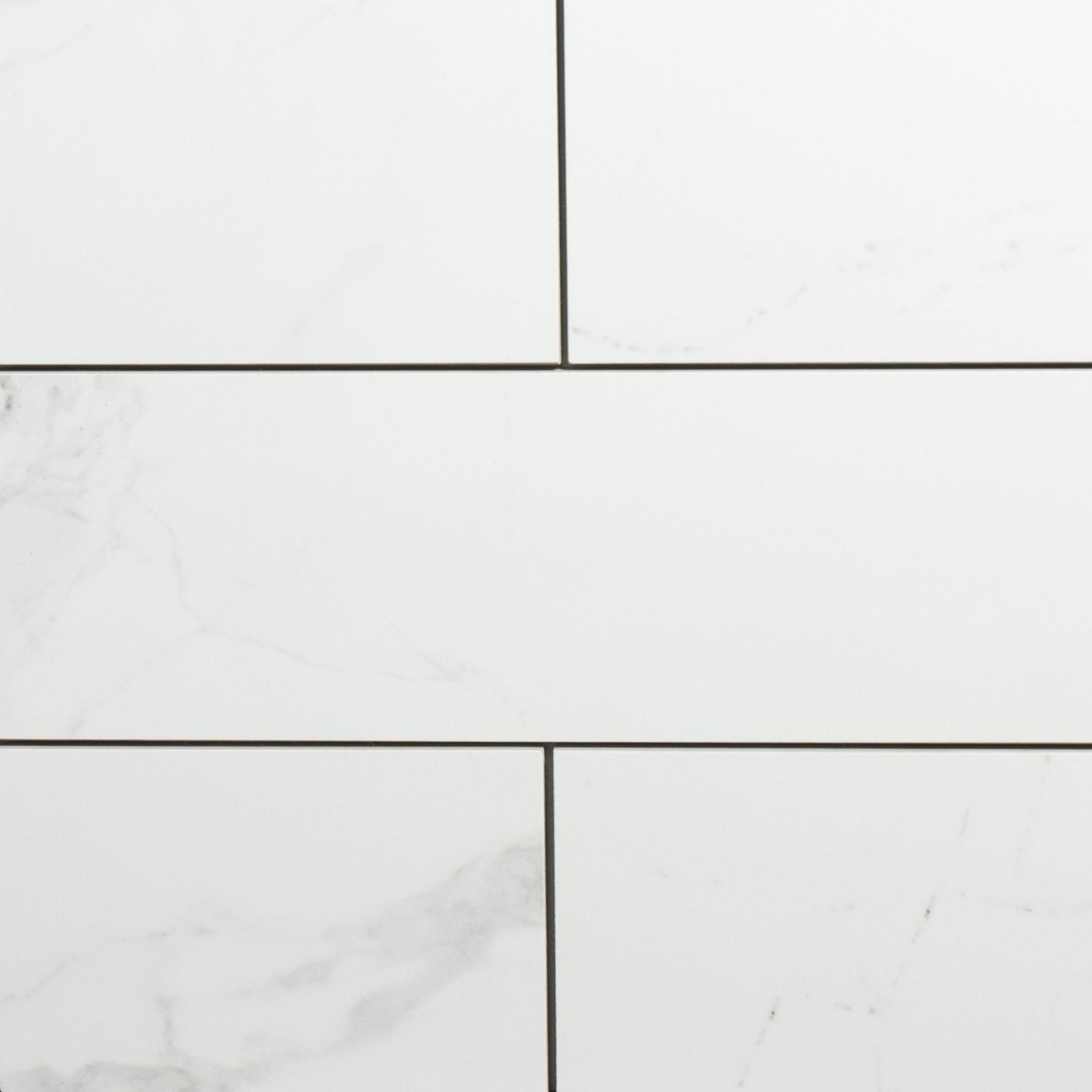 Carrara Tile Series- Shower Packages | NH Bath Builders