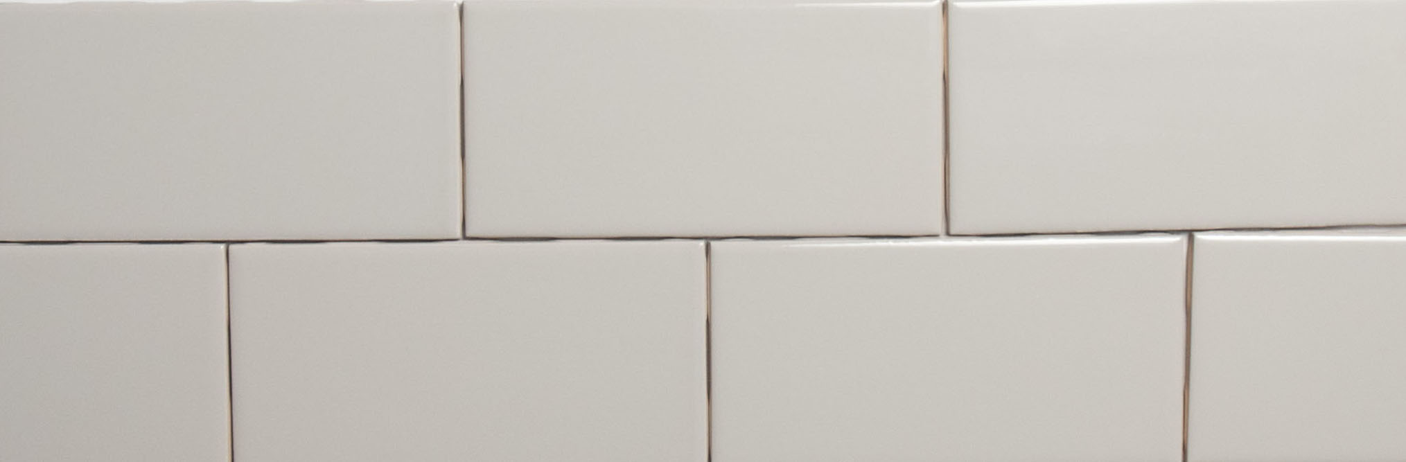 White subway tile shower package nh bath builders tender grey subway 3x6 additional charge also available in biscuit dailygadgetfo Choice Image