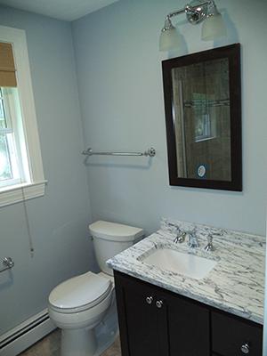 First Class Bathroom Package :: NH Bath Builders